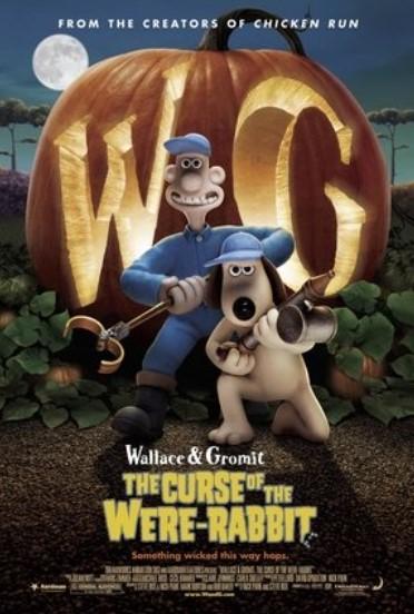 Wallace Gromit a batalha dos vegetais