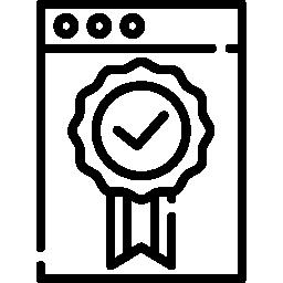 Ícone 7 dias de garantia