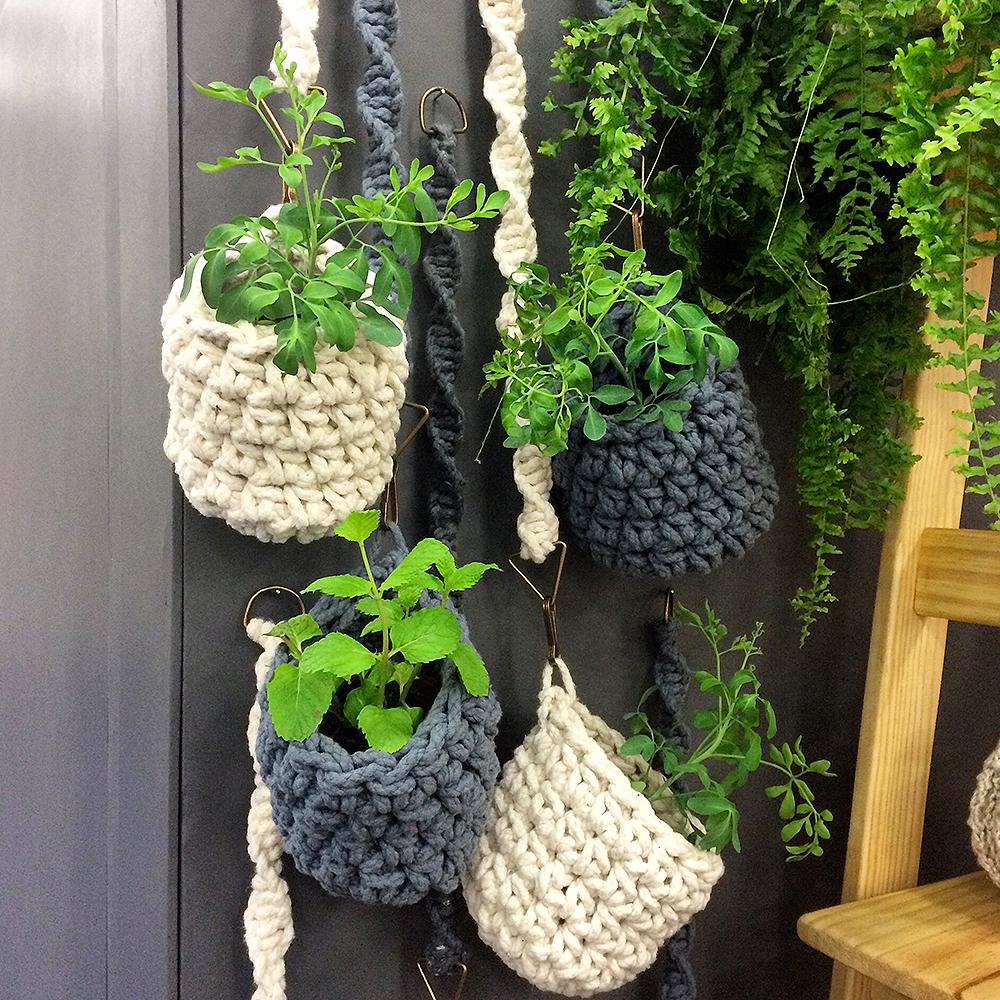 Porta-vaso de plantas