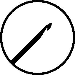 icone design em croche