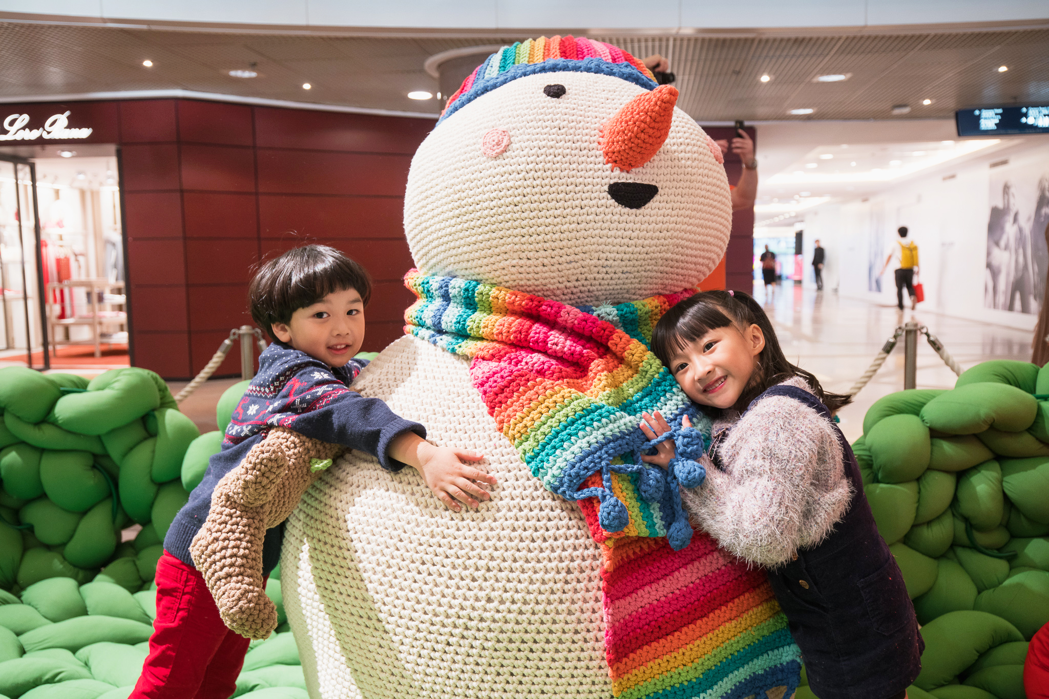 boneco de neve feito em croche