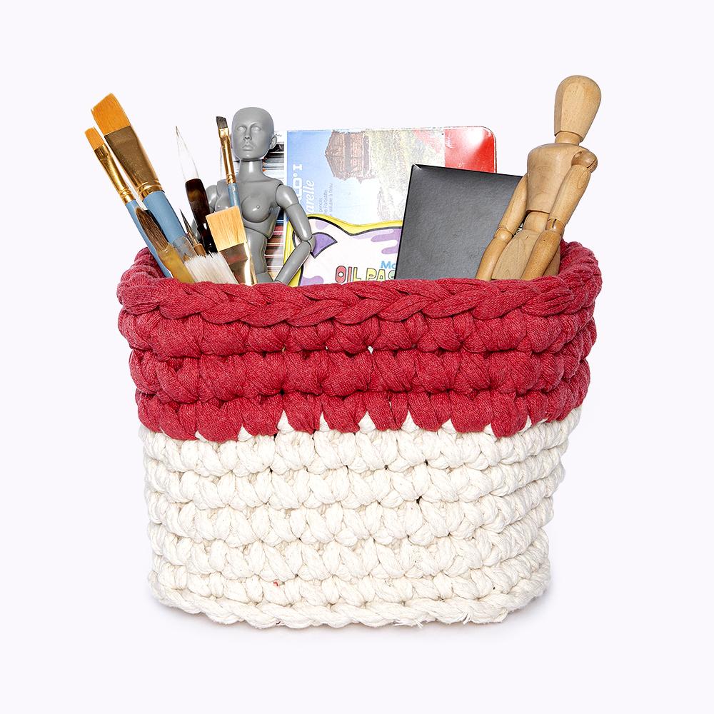 cestaria em croche anne galante escola de artes manuais 2