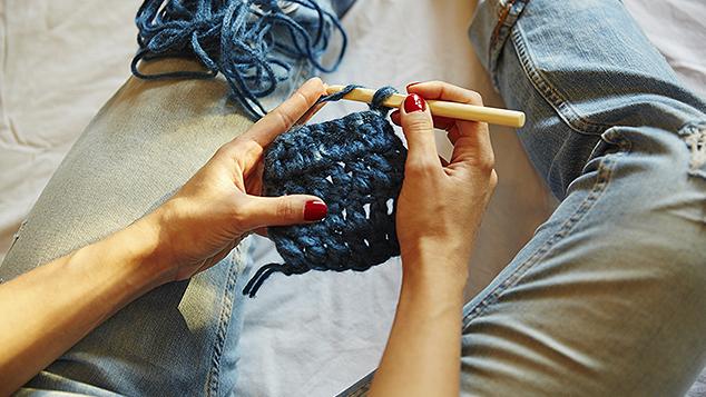 croche crochetando