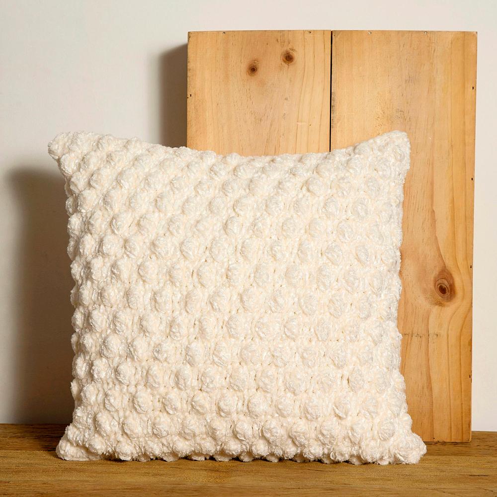 design em croche almofada